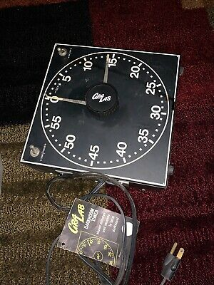 Cra Lab Model 300 Darkroom Timer