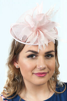 Fascinator Hatinator Race Day Headpieces Sinamay Fascinators Ascot Hats Saucer