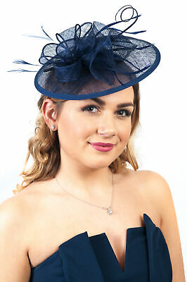 Fascinator Hatinator Race Day Headpieces Sinamay Fascinators Ascot Hats Formal