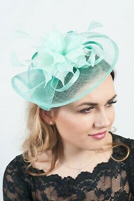 Ladies Ascot Hats Fascinator Headpiece Fascinators Formal Hat Hatinator RRP £65