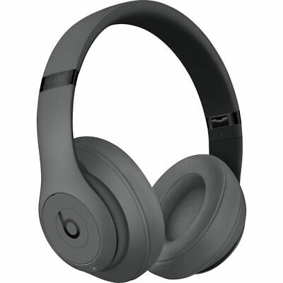 Authentic Apple Beats by Dr Dre Studio3 Wireless Over-Ear Headphones - Gray (#1)