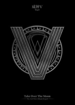 WAYV [TAKE OVER THE MOON - SEQUEL] 2nd Mini Album CD+Photo Book+3p Card SEALED