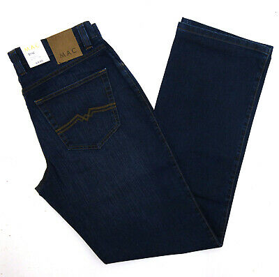 Mac Brad Herren Men Jeans Hose Denim stretch regular 33/34 W33 L34 blau NEU C683