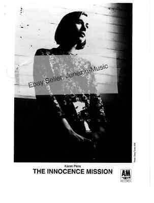 The Innocence Mission 8x10 promo publicity press photo - Free US Shipping