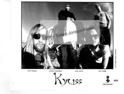 Kyuss (band) 8x10 official promo publicity press photo - Free US Shipping