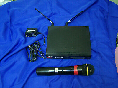 Electro Voice EV Clearscan RE-2 WIRELESS b System HTU2 HANDHELD Microphone