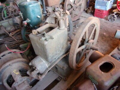 Stover 3 HP? Gas Engine