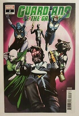 GUARDIANS OF GALAXY #25 SORRENTINO 1:25 INCENTIVE VARIANT COVER
