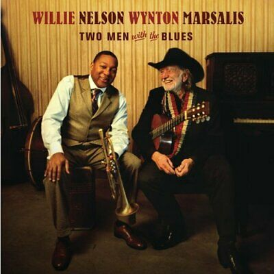 Wynton Marsalis-Two Men With the Blues CD NUOVO