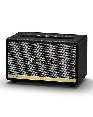 Genuine Marshall Acton II, Bluetooth Speaker  - BLACK - Sealed New