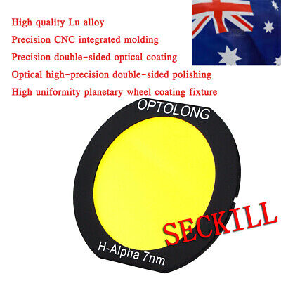 OPTOLONG H-Alpha filters 7nm EOS-C Precision double-sided optical coating filter