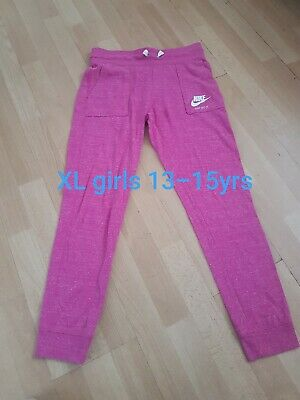 Girls Nike Joggers Xl  13-15yrs