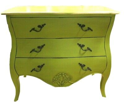 Chest of Drawers Chi Chi Sanctuary London Wooden  Lime Green