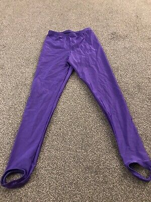 Excellent Condition Gym Leggings With Stirrups Size 2