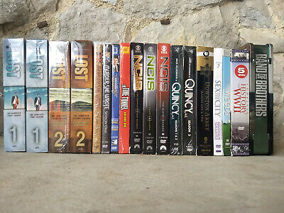 DVD Television TV Show Seasons You Pick Selection