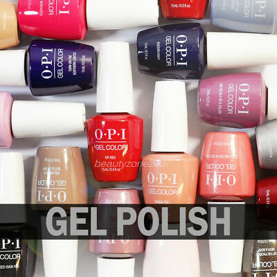 15ML Polish Nail Soak Off UV/LED Varnish Pick any Art OPI GelColor