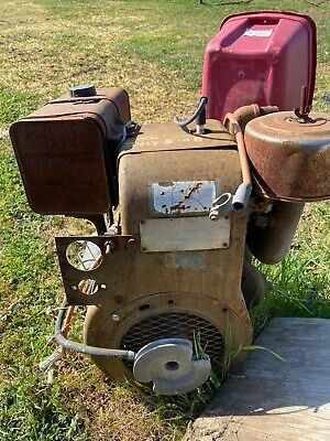 Vintage Wisconsin Air Cooled Engine Fairbanks Morse Magneto