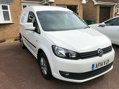VW caddy 1.6 TDI highline c20