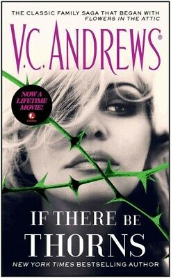 If There Be Thorns, Paperback by Andrews, V. C., Like New Used, Free P&P in t...
