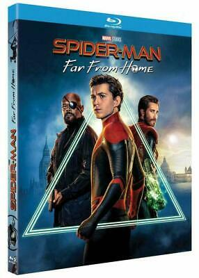 SPIDERMAN : Far From Home  - BLU RAY  NEUF SOUS BLISTER