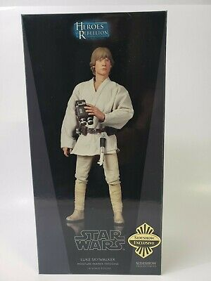 Lyke Skywalker Star Wars Sideshow Collectible Exclusive Moisture Farmer Tatooine