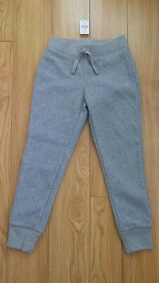 GAP fleece grey tracksuit bottoms unisex,new