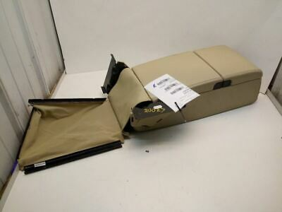 04-07 Jaguar X350 XJ8 XJ8L Rear Center Console Armrest Arm Rest OEM