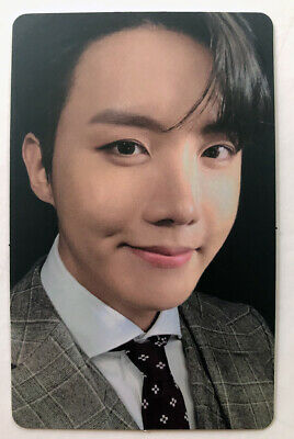 BTS Map of the Soul 7 Version 3 photocard - JHope/Hoseok free shipping US seller