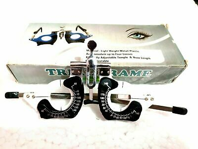 Brand New Ophthalmology Trial Lens Frame Free Shipping Worldwide