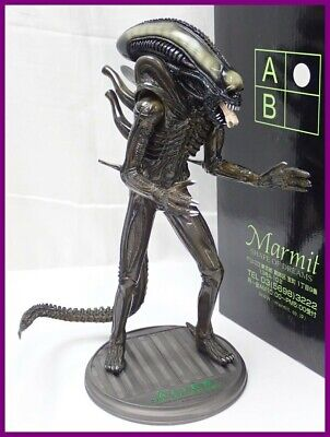 Marmit alien TYPE-A figure 25th anniversary painted, finished product with box