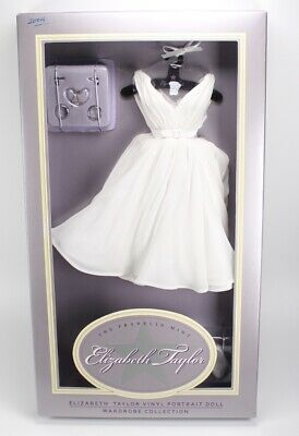 "The Franklin Mint Elizabeth Taylor in Cat on a Hot Tin Roof 16"" doll Fashion Set"