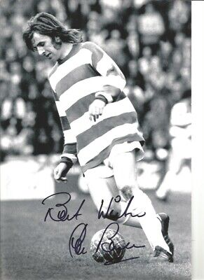 Stan Bowles QPR hand signed 12 x 8 inch authentic football photograph SS573E
