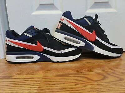 NIKE AIR MAX 97 BW USA OLYMPIC ROYAL BLUE RED WHITE AO2406