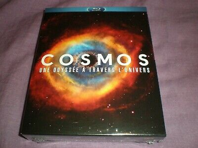 cosmos une odyssée à travers l'univers blu ray neuf sous blister