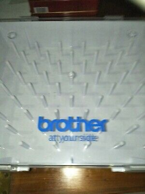 Brother cotton reel box