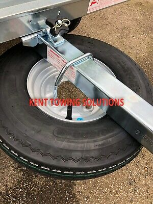 New Genuine Spare Wheel Support Carrier for Daxara Trailer 107, 127 & 148 -SP050