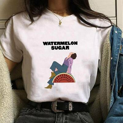 Harry Styles Watermelon Suger - Womens T-shirt Music Casual Tee Short Sleeve Hod