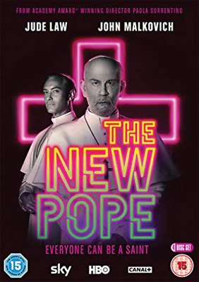 The New Pope Dvd Dvd Nuovo
