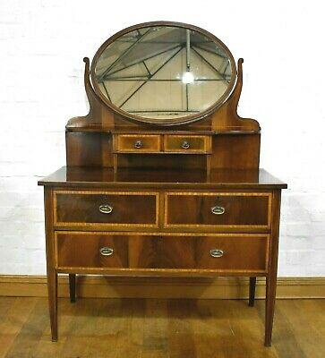 Antique dressing table - chest of drawers - vanity unit - Nice Quality