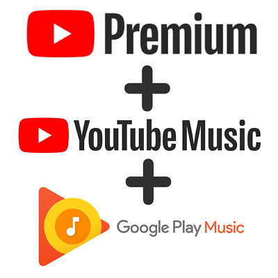YouTube Premium & YouTube Music 1-24 Months | UPGRADE OWN ACCOUNT | FAST & EASY