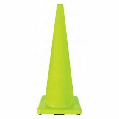 6FHA5 Traffic Cone, 36 In. Fluorescent Lime