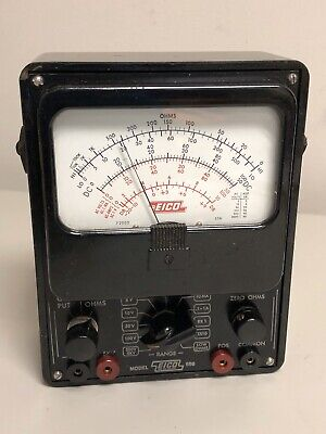 Eico Mulitimeter Ohmeter Model No. 556