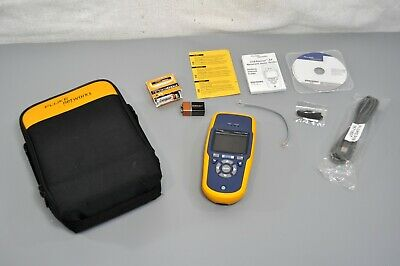 Fluke Networks LinkRunner AT1000 LRAT1000 Network Auto Cable Connectivity Tester