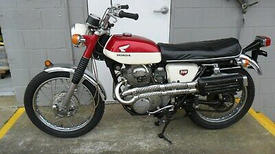 HONDA CL350 excellent original conditions, runs well, SALE< SALE