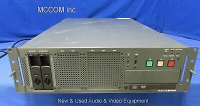 Leitch Harris NX3600HDX Video Transmission Server w/ ps