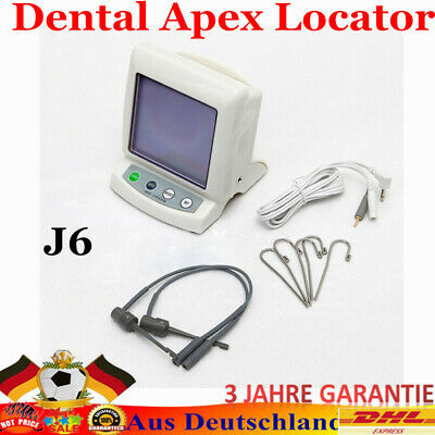 Dental Apex Locator LCD Screen Display Root Canal Finder Endodontic MACHINE DHL