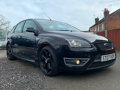 2007 Ford Focus St-3 2.5 5 Door Hatchback 12 Months Mot