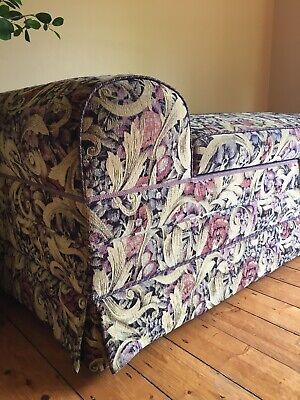 Upholstered Antique Day Bed