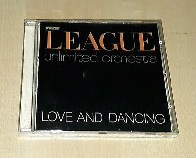 The League Unlimited Orchestra (Human League) - Love And Dancing - CD -