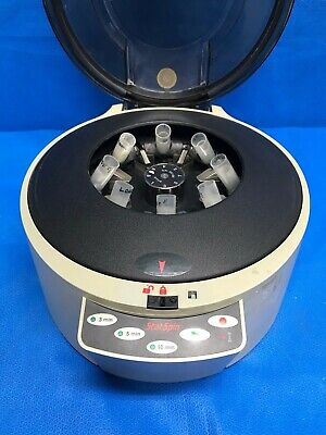 Iris Stat Spin Express 4 Bench Top Centrifuge
